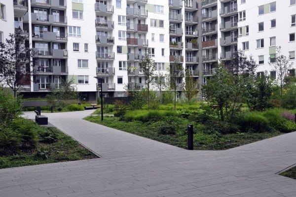 Prudentia Apartments Klobucka - фото 15