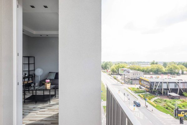 Prudentia Apartments Klobucka - фото 20
