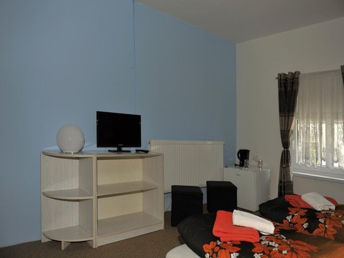 Penzion a Restaurace Na Jizdarne - фото 7
