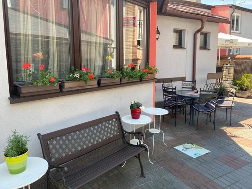 Penzion a Restaurace Na Jizdarne - фото 8