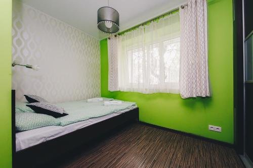Apartment for 4 on aleja Solidarnosci - фото 4