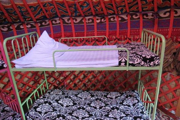 Nomad Yurt Hostel - фото 1