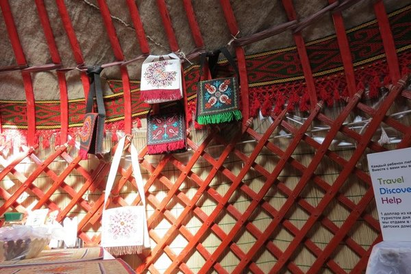 Nomad Yurt Hostel - фото 2