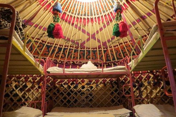 Nomad Yurt Hostel - фото 4