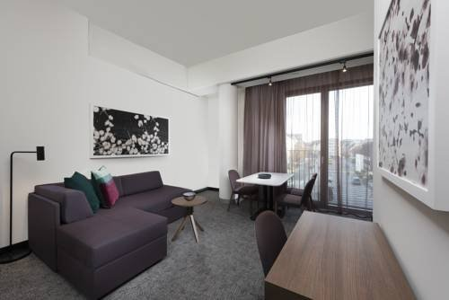 Adina Apartment Hotel Nuremberg - фото 5