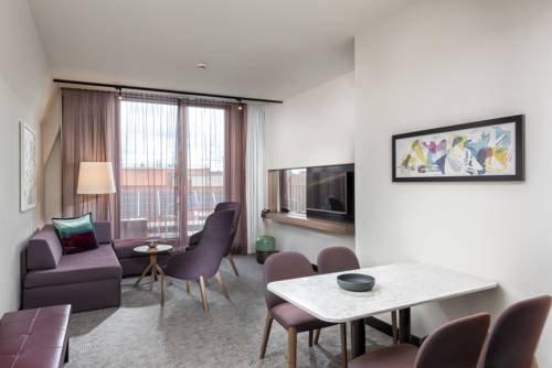Adina Apartment Hotel Nuremberg - фото 6
