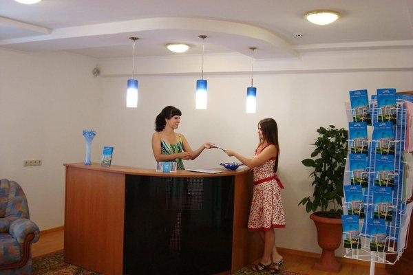 Гостиница Русь - фото 12