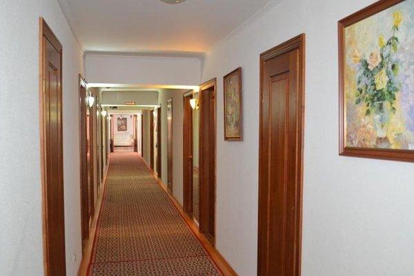 Гостиница Русь - фото 13