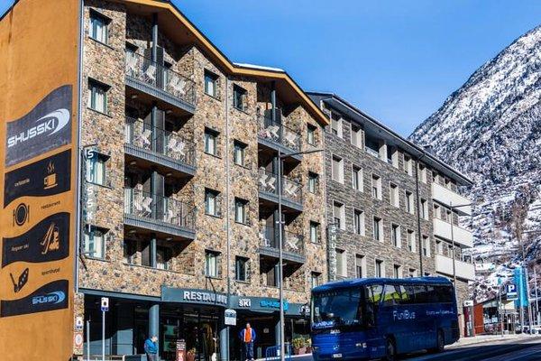 Aparthotel Shusski - фото 22