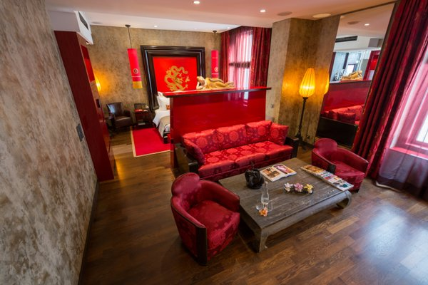 Buddha-Bar Hotel Prague - фото 15