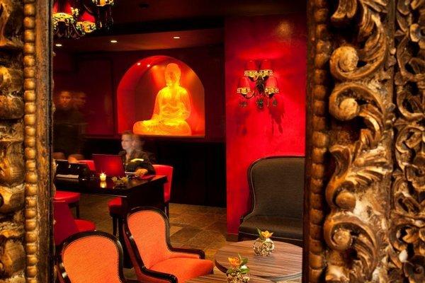 Buddha-Bar Hotel Prague - фото 7