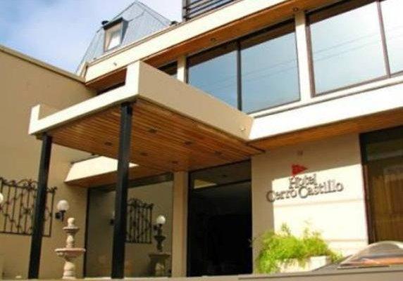 Hotel Cerro Castillo - фото 21