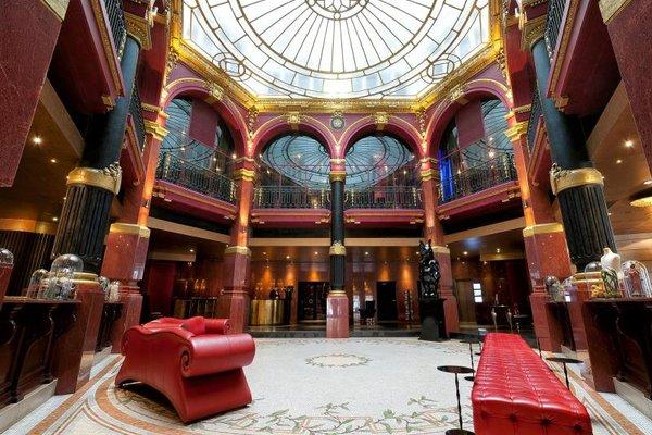 Banke Hotel - фото 16