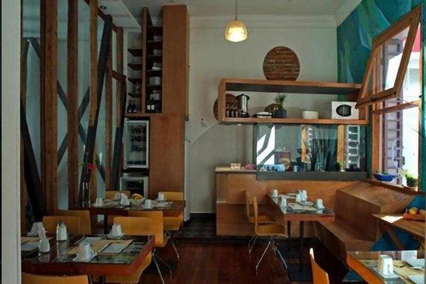 Hotel Latitud 33º Sur - фото 18