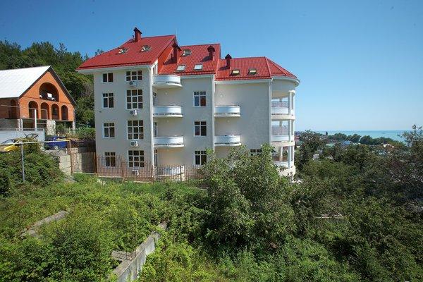 Отель «Карамель», Лазаревское