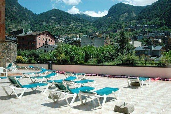 Hotel Pere d'Urg - фото 19