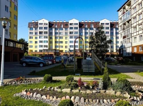 Apartment Yablonevaya 5 - фото 4