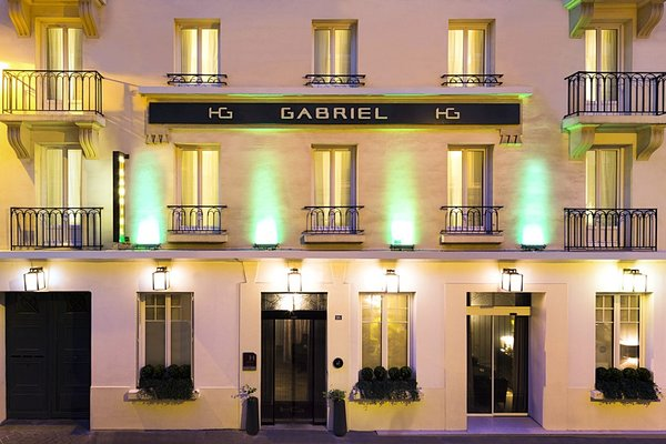 Hotel Gabriel Paris - фото 23