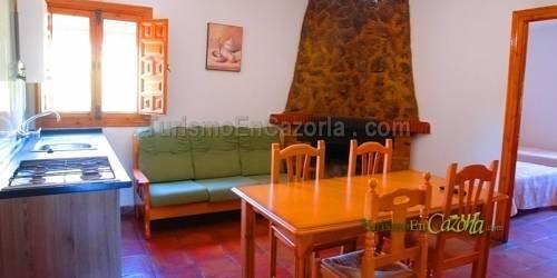 Alojamiento Turistico El Pantano de Cazorla - фото 11