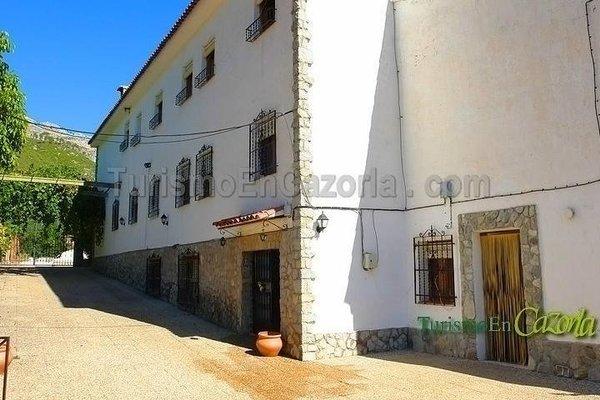 Alojamiento Turistico El Pantano de Cazorla - фото 18