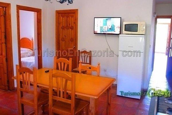 Alojamiento Turistico El Pantano de Cazorla - фото 8