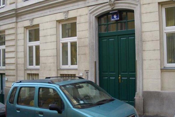 Vincent Bei Mariahilf Apartement - фото 3