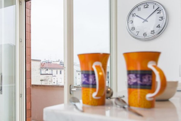Brioschi Halldis Apartment - фото 4