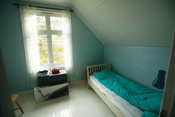 Гостиница «Holiday home Gurskoy Soltun», Kjellsund