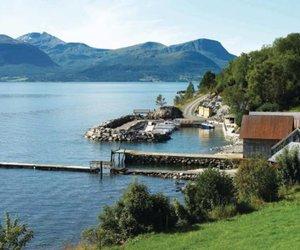 Apartment Midsund Nord-Heggdal,Leilighet Heggdal Norway