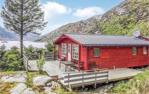 Гостевой дом «Holiday home Maloy Husevag», Молёй