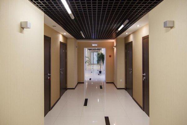 Отель Skyline Tomsk Airport - фото 15