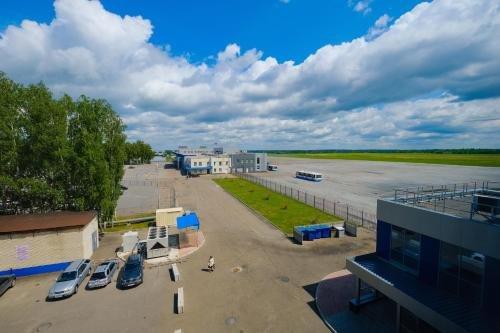 Отель Skyline Tomsk Airport - фото 21