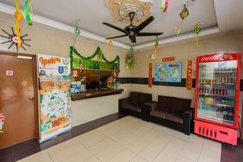 Kampar Times Inn Hotel - фото 15
