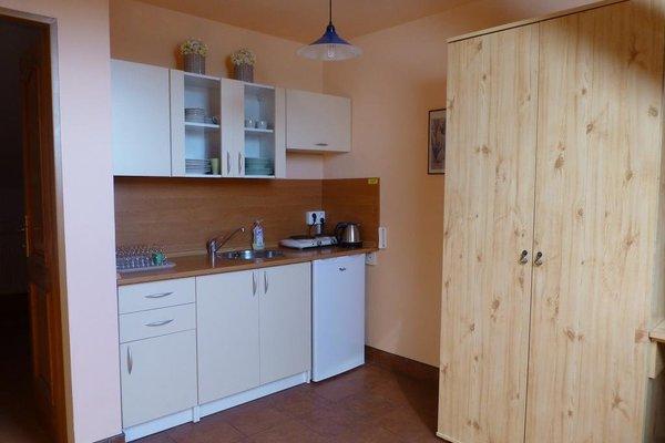 Penzion V Podzamci Litomysl - фото 14