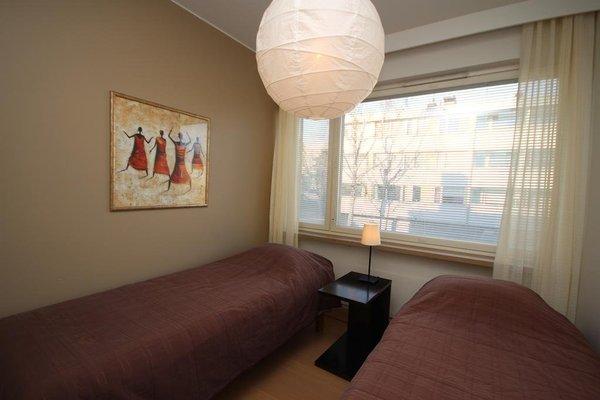 Gella Serviced Apartment Pitajanmaki - фото 1