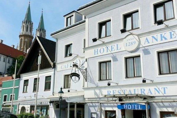 Hotel Anker - фото 20