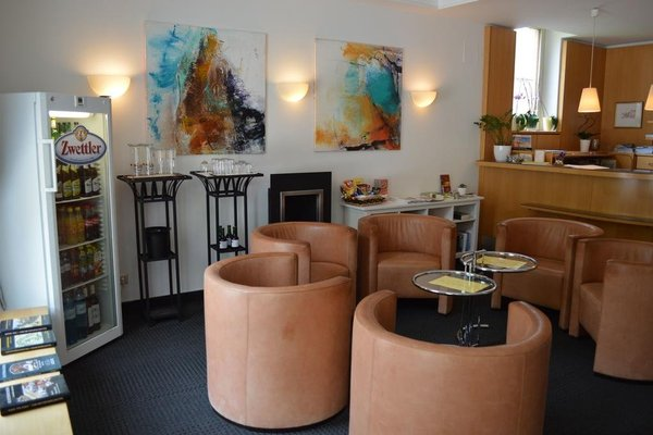Hotel Hohenstrasse - фото 15