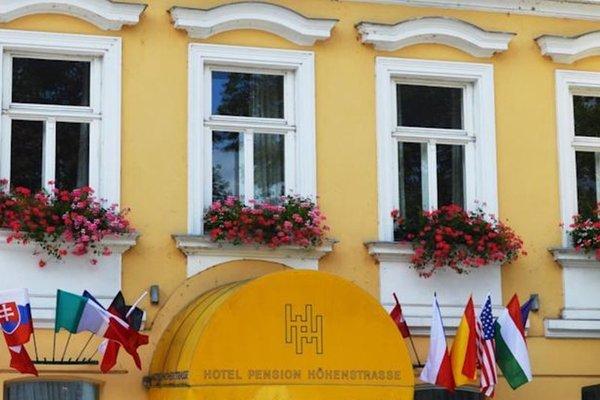 Hotel Hohenstrasse - фото 21