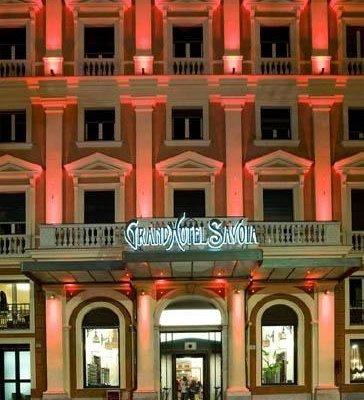 Grand Hotel Savoia - фото 22