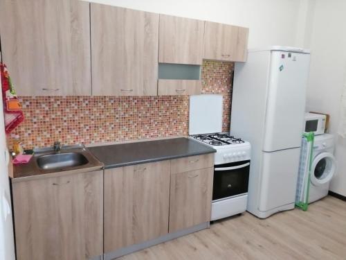 Apartaments na Yablonevoy 7 - фото 13
