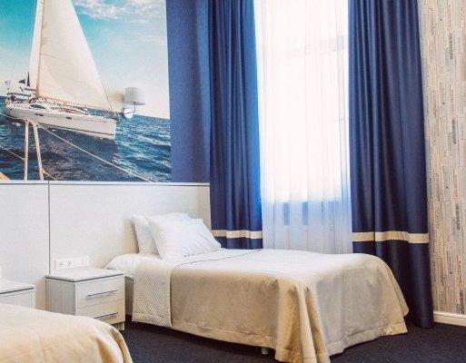Brigantina Hotel - фото 1