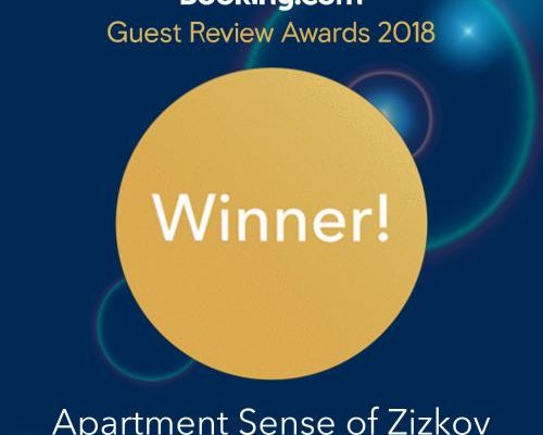 Apartment Sense of Zizkov - фото 13
