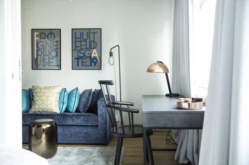 Frogner House Apartments - Huitfeldtsgate 19 - фото 11