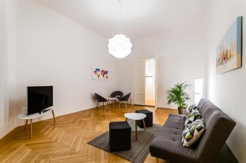 Square Apartment - фото 7