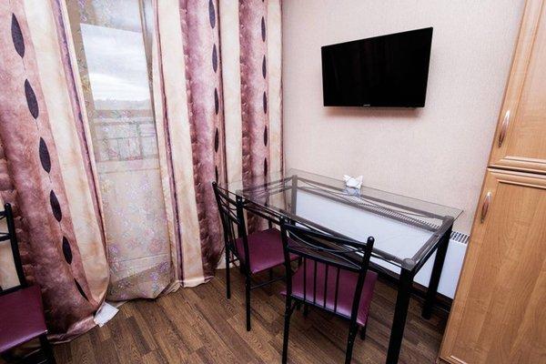 Aliance Apartment at Aviatorov 38 - фото 2