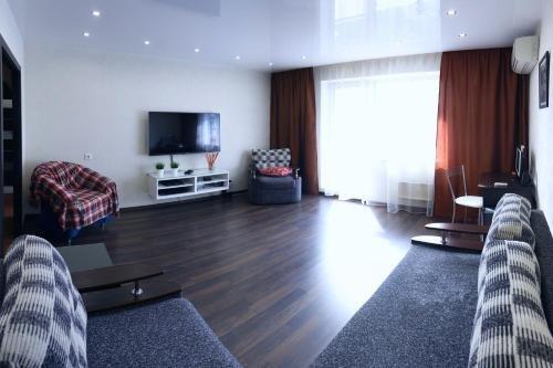 Apartment at Vzletnaya 24 - фото 10