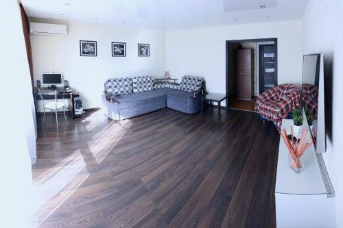 Apartment at Vzletnaya 24 - фото 12
