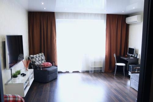 Apartment at Vzletnaya 24 - фото 13