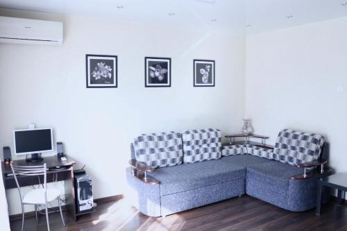 Apartment at Vzletnaya 24 - фото 15