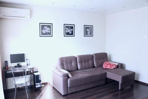 Apartment at Vzletnaya 24 - фото 9